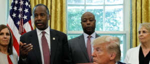Ben Carson Announces 'I Do Believe I Am Out Of The Woods' In COVID-19 Battle