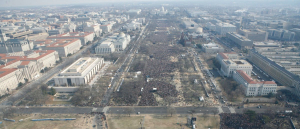 FACT CHECK: Does This Photo Show A 'Mega Rally' For Donald Trump In DC?
