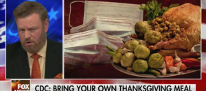 With Lockdowns, 'Thanksgiving Is A Class C Misdemeanour,' Says Mark Steyn