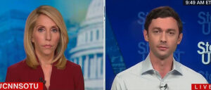 Jon Ossoff Predicts 'Obstructionism As Far As The Eye Can See' If GOP Holds Senate