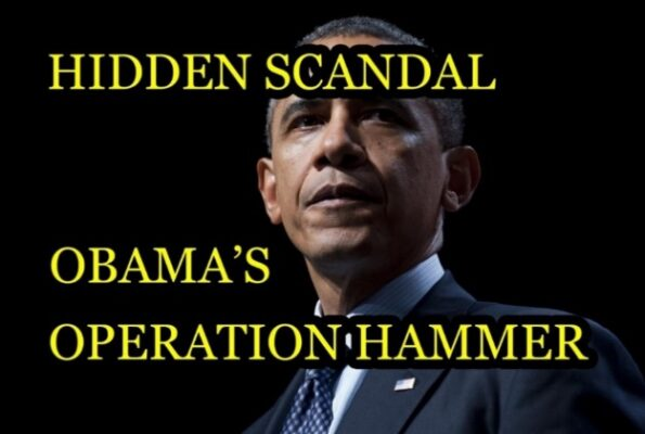 Obama's Operation Hammer Scandal & Human Compromise w/ Dr. Dave ...