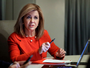 Democrats Attack Marsha Blackburn as 'Racist' for Tweet Criticizing China