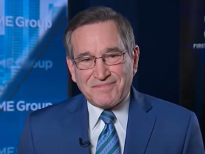 CNBC's Santelli Takes on Pro-Lockdown Pundit –