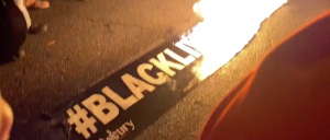 'Reminiscent Of Cross Burnings': Pastor Responds After Proud Boys Burn Historic Black Church's BLM Banner
