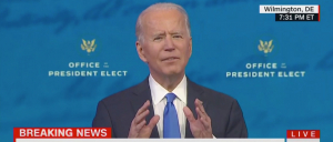Biden Tears Into Trump While Reacting To Electoral College Win: 'A Position So Extreme, We've Never Seen It Before'