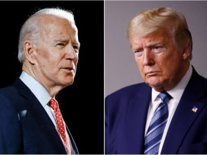 Nevada Poll: Trump, Biden in Virtual Tie Among Likely Voters