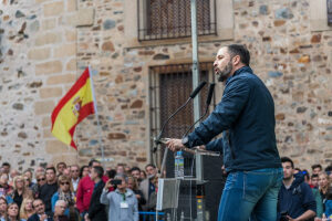 Santiago Abascal, Spain's New Cold Warrior