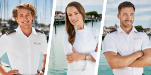 The Season 8 Cast of Below Deck Has Held Up Just Fine After Filming