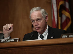 Ron Johnson: I'll Only Support McConnell Package if Payments Are Targeted, 'It's Not Going to Be Targeted in a Day or Two'