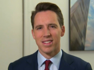 Hawley: Dems Exercised 'Right' to Object to Electoral College Certification, Why Can't GOP?