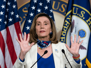 Pelosi Invokes Nixon, Calls on GOP to Impeach Trump