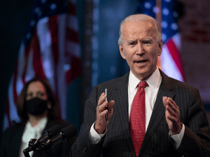 Joe Biden Doubles Down, Pledges to 'Defeat the NRA'