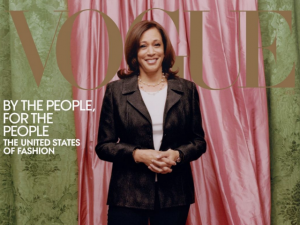 Report: Kamala Harris' Team Rips Vogue Editors for Cover Photo