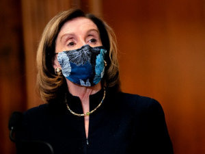 Pelosi Violates Own Rules in Impeachment Debate, Refers to Self as 'Wife, Mother, Grandmother, Daughter'
