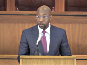 Democrat Raphael Warnock in 2016 Condemned White Christians, Called Trump a 'Fascist, Racist, Sexist Xenophobe'
