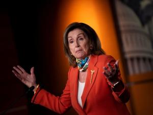 Nancy Pelosi Won't Say When She Will Send Impeachment Article to the Senate