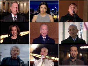 Tom Hanks Leads Primetime Biden-Harris Inauguration 'Celebrating America' Telecast Featuring Anti-Trump Celebrities