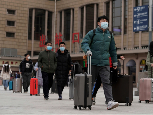 Coronavirus Panic: China Locks Down 1.7 Million People in Beijing