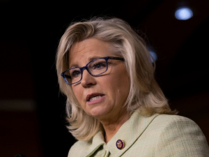 Poll: Liz Cheney's Political Support Collapses in Wyoming as Primary Challenger Takes Double-Digit Lead