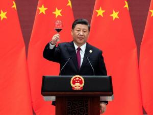 Xi Jinping Celebrates 'Patriots Governing Hong Kong' After Takeover