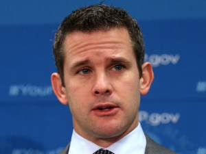 Adam Kinzinger: Matt Gaetz Going After Liz Cheney Is 'Totally GOP Cancel Culture'
