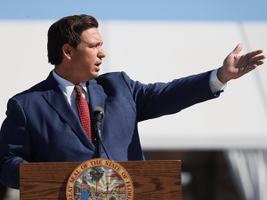 Gov. DeSantis: 'Florida Is Open, and We've Got Your Back'