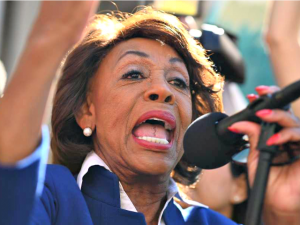 Maxine Waters: I Have Never Glorified or Encouraged Violence Against Republicans