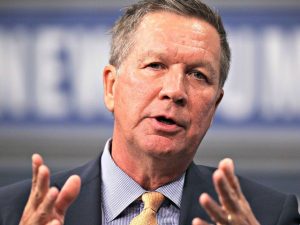 Kasich: GOP AGs Suing to Overturn Biden Win 'Are Morally and Ethically Bankrupt'