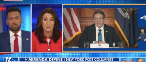 'A Foil Against Donald Trump': NY Post's Miranda Devine Warns That Cuomo Is Expendable Now That He's 'Served His Purpose'