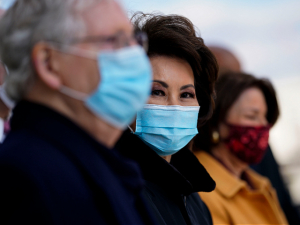 Elaine Chao Cited for Misuse of Office by Inspector General