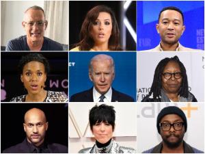Hollywood Stars Headlining 5 Days of Biden Inaugural Events to Celebrate 'America United'