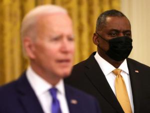 Brain Freeze: Biden Struggles to Name His Secretary of Defense During Speech