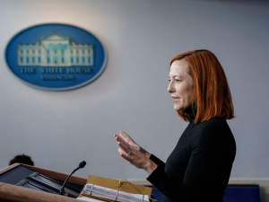 Psaki: Biden Will Push to Make Some Social Safety Net Provisions of COVID Bill Permanent