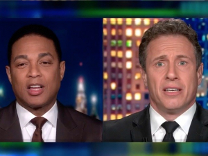 CNN's Lemon, Cuomo Agree Republicans Pushing 'Jim Crow 2' Voting Laws