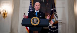 President Joe Biden Signs $1.9 Trillion American Rescue Plan Into Law