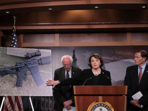 Dianne Feinstein Introduces Ban on 205 Different 'Assault Weapons'