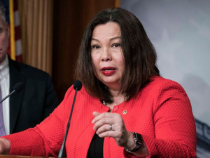 Duckworth: McCarthy 'Violated his Oath' Standing with 'Enemy of the Constitution' Trump
