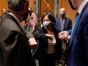 Senate Confirms Joe Biden Nominee Katherine Tai as U.S. Trade Representative