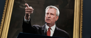 'A Sobering Impact': Bill De Blasio Wants NYPD Knocking On Doors To Root Out Hateful Behavior