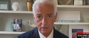 Former Florida Governor Charlie Crist Giving 'Serious Consideration' To Challenging DeSantis For His Old Job