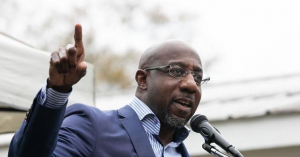 Raphael Warnock Suggests Process for Buying a Gun Not Long Enough