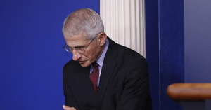 Fauci: I Don't Think U.S. Made Mistakes with Lockdowns