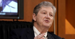 GOP Sen. Kennedy: 'We Do Not Need More Gun Control –
