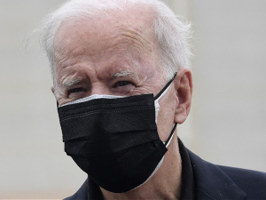 Joe Biden: 'I Don't Care' if Donald Trump Visits the Border