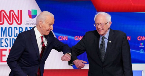 Blue State Blues: Joe Biden Turns Out to Be the Socialist He Said He Wasn't