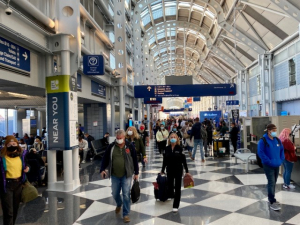 Airlines Celebrate Updated CDC Guidelines for Vaccinated Travelers