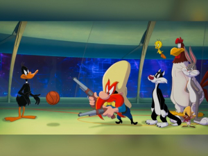 'Space Jam: A New Legacy' Will Show Looney Tunes Using Guns, Unlike HBO's Revival Series