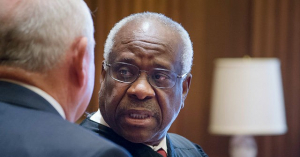Clarence Thomas: Supreme Court Will Soon Have to Address Tech Censorship