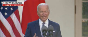 'Who In God's Name Needs A Weapon That Can Hold 100 Rounds?': Biden Calls For More Action On Gun Control