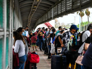 Texas Sues Biden for Exempting Border Crossers from Coronavirus Rules